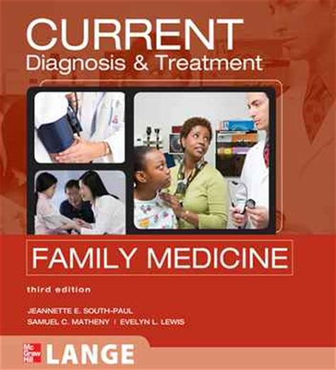 Cd E Book Current Diagnoosis Treatment In Infectious Diaseases current diagnosis treatment in family medicine by jeannette e south paul samuel c matheny