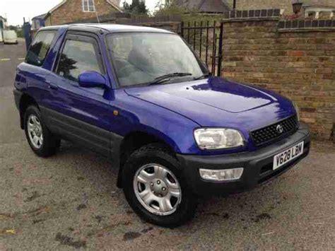 airbag deployment 1999 toyota rav4 auto manual toyota 1999 rav4 rav 4 gx 2 0 petrol very clean car p x car for sale