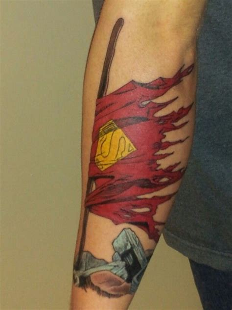 doomsday tattoo 17 best images about of superman on no