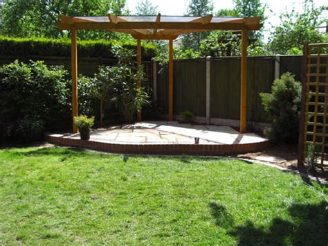 corner pergolas backyard ideas garden ideas triangular