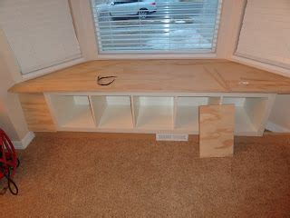 cheap bay window seat bay window seat on the cheap ikea expedit bookcase