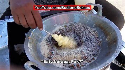 surabaya street food sate telur gulung jajan anak sd
