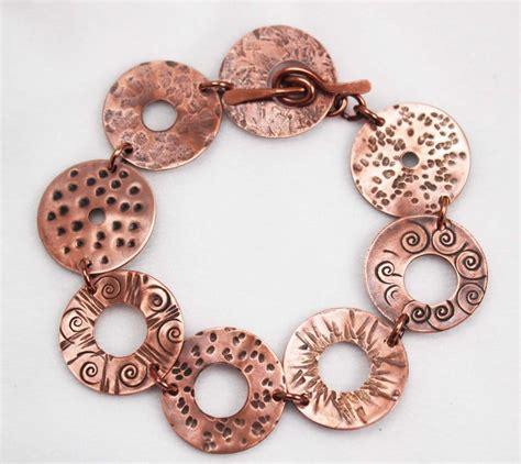 Handmade Jewelry Tutorials - best 25 washer bracelet ideas on diy jewelry