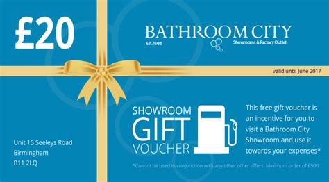 discount voucher uk bathrooms showroom solihull bathroom city