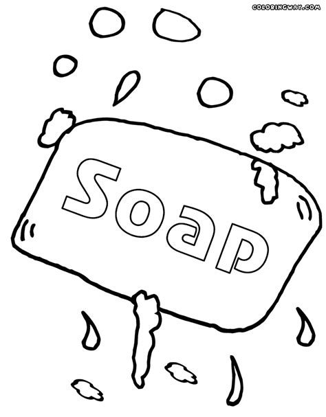 Coloring Page Of by Soap Coloring Pages Coloring Pages To And Print
