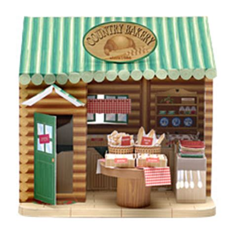 Papercraft Cafe - bakery papercraft papercraft paradise papercrafts