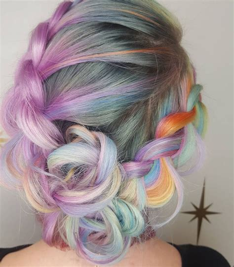 hair style that is popular for 2105 25 best ideas about funky hair colors on pinterest