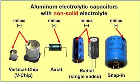 tantalum capacitor direction file polarity al elcaps jpg wikimedia commons