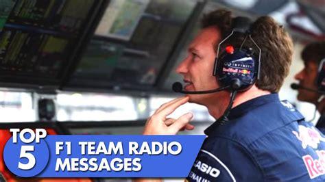 Rasio F1 Yypang By Tcx valentino dukung penggunaan team radio saat race