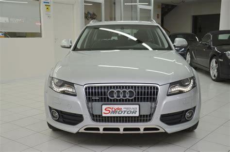 Macchine Usate Audi A4   vendita auto audi a4 allroad 2 0 tdi f ap advanced usata