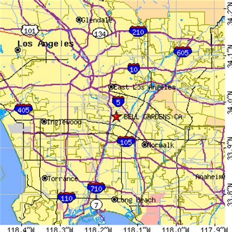 Bell Garden Ca by Bell Gardens California Ca Population Data Races