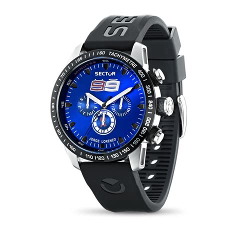 Sector Black Bracelet Lorenzo sector racing 850 jorge lorenzo special edition watches