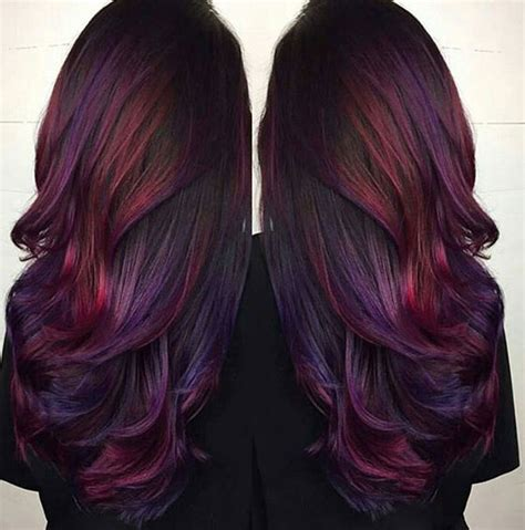 what is a good hair color for 68yr old woman plum hair color shades www pixshark com images