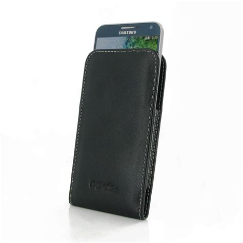 Casing Bening Samsung E7 samsung galaxy e7 leather sleeve pouch pdair sleeve holster