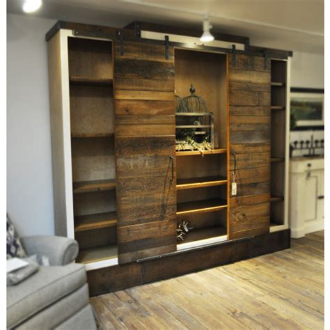 Sliding Barn Door Entertainment Center Barn Pinterest Barn Door Media Center