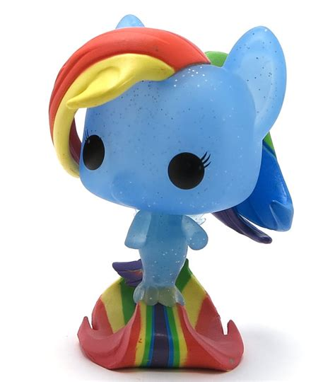 Funko Pop My Pony Rainbow Dash Funko Pop Rainbow Dash Sea Pony My Pony
