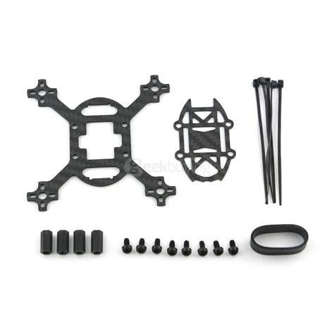 Kingkong 90 Q90 90mm Micro Brushless Quadcopter Kit Carbon Fiber 1 5mm kingkong q90 90mm frame kit
