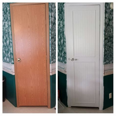 mobile home makeover look doors and mobiles