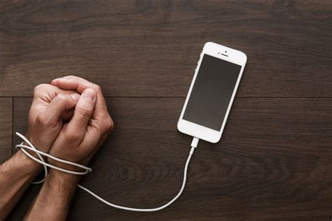 Can You Your Phone In Detox Centers by Addicted To Your Phone Science Has News