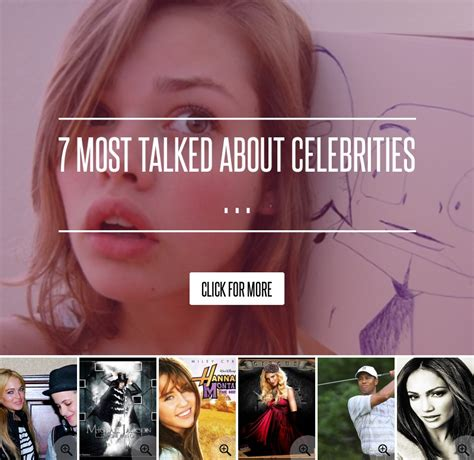 Top 7 Most Talked About 7 most talked about