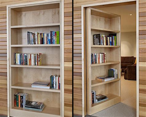 5 book cases with hidden storage ideas hidden storage