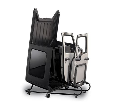 2013 Jeep Wrangler Unlimited Hardtop Storage by Mopar 174 Top Storage Dolly For 07 12 Jeep 174 Wrangler
