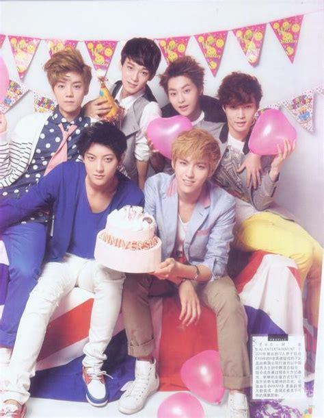 exo members birthdays exo m translations