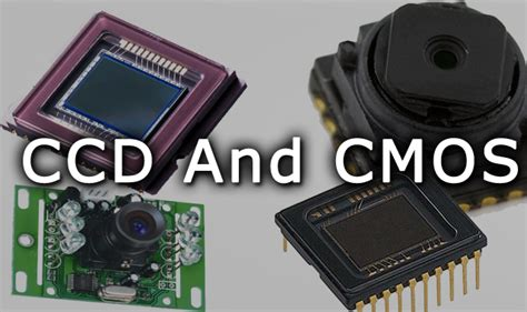 ccd sensor difference between cmos and ccd image sensors the gadget