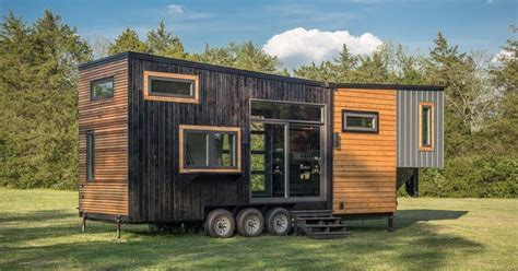 tiny house town the riverside by new frontier tiny homes tiny house town the escher by new frontier tiny homes