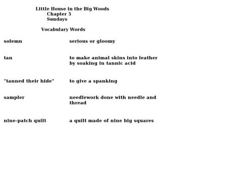 little house in the big woods lesson plans little house in the big woods worksheets
