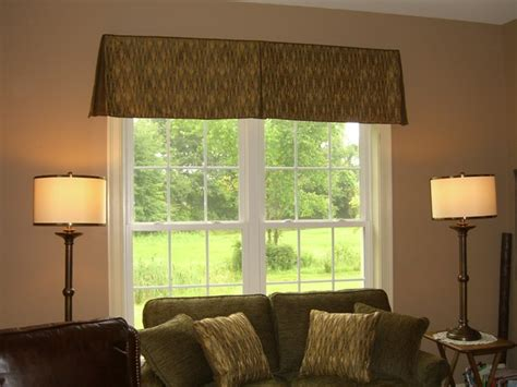 valances for living rooms swags and valances traditional living room other