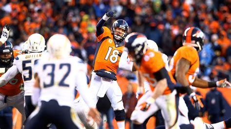 stubhub broncos chargers broncos vs chargers time tv schedule