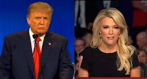 trump draws outrage after megyn kelly remarks afflictor com 183 if donald trump s comments about fox news