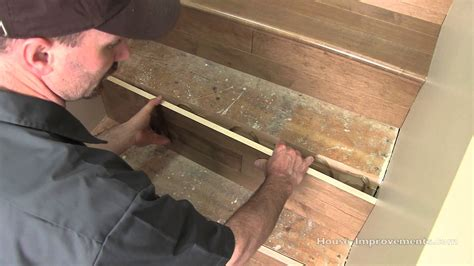 Installing Hardwood Floors Next To Existing Hardwood How To Install Hardwood On Stairs