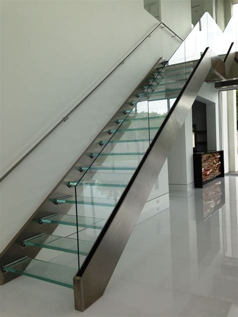 top ten staircase window 7 cool uses of glass in a contemporary luxury home