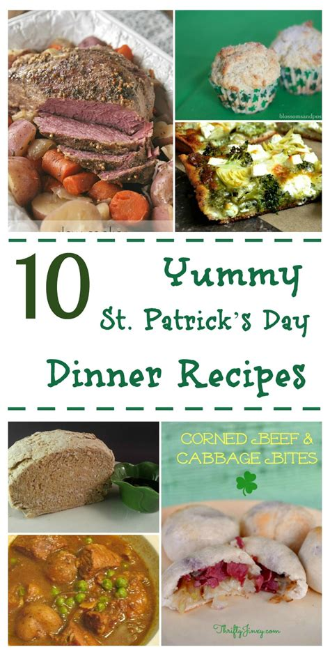healthy st s day dinner 10 st s day dinner recipes budget earth
