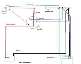 tilt and trim wiring diagram tilt free engine image for user manual