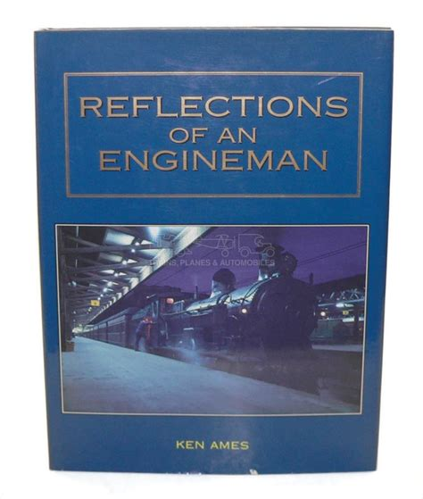 reflection books book quot reflections of an engineman quot