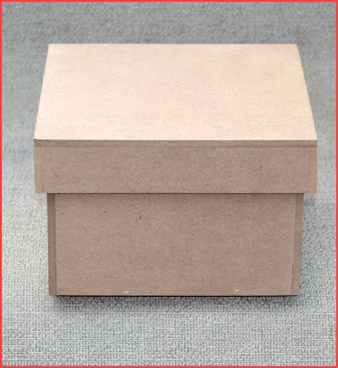wood mdf boxes with lids 19235001 19235002 painter s paradise