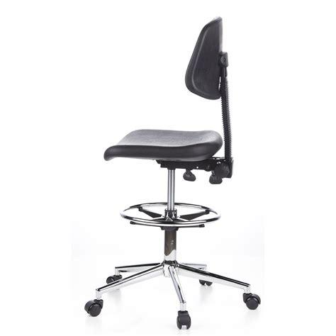 sgabello ufficio sgabello da ufficio work 24 regolabile con poggiapiedi e