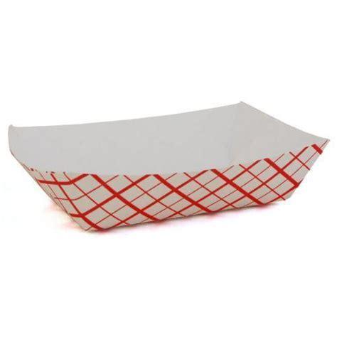 paper food trays restaurant catering ebay - Cardboard Boat Ebay
