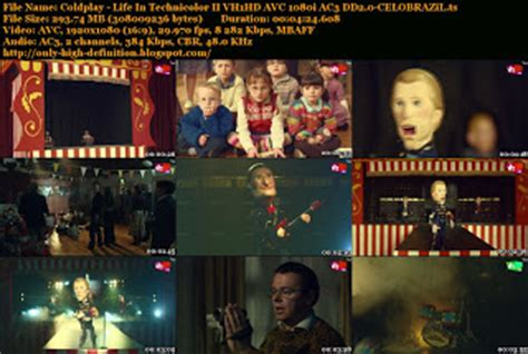 coldplay life in technicolor only high definition coldplay life in technicolor ii