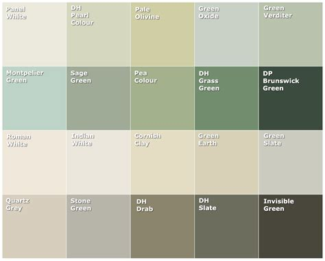 image gallery heritage green paint