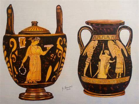 foto vasi greci vasi greci vendita quadro pittura artlynow