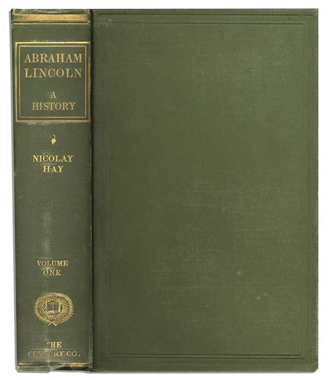 abraham lincoln condition lot detail abraham lincoln a history complete 10
