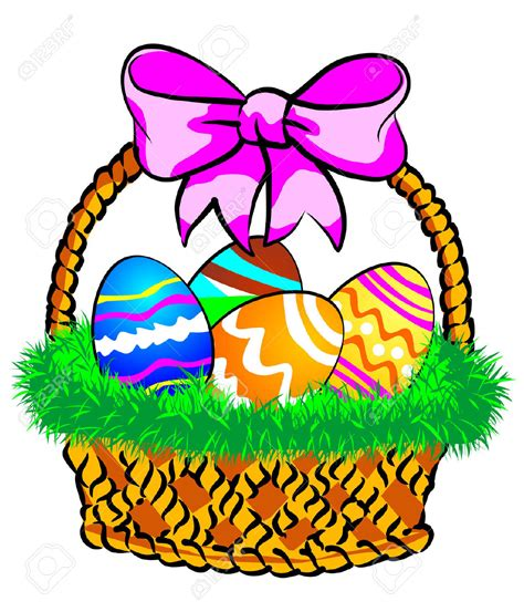 clipart pasqua easter basket clipart clipground