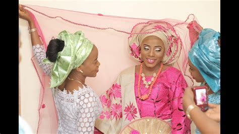 Best Yoruba Traditional Wedding: Hassanat $ Saheed   YouTube