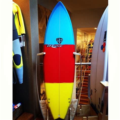 Richards On Display by A Flying Fish On Display In The Quiksilver Store At