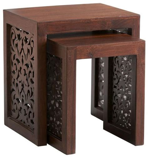 side tables for bedrooms best 25 nesting tables ideas on pinterest side tables