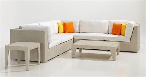 The Sofa Warehouse by Lucia Modular Rattan Sofa Set Available In Dubai